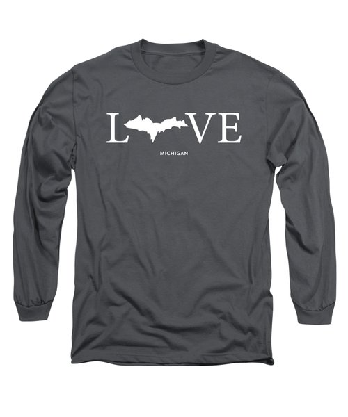 Mi Love Long Sleeve T-Shirt by Nancy Ingersoll