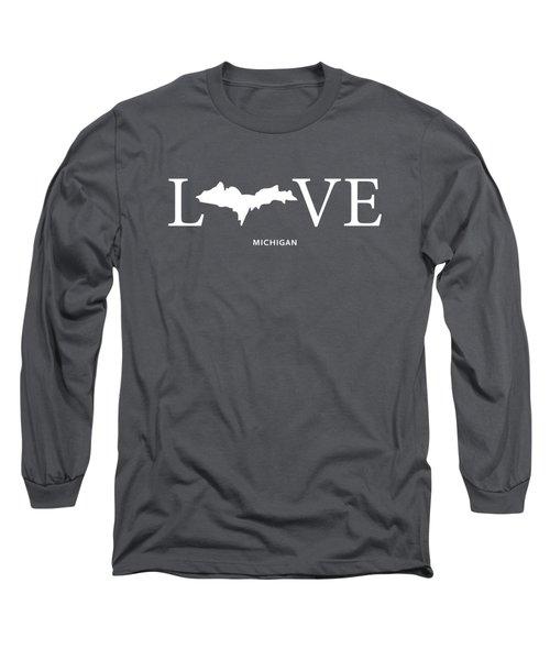 Mi Love Long Sleeve T-Shirt by Nancy Ingersoll