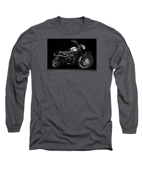 Mi3 Scrambler Long Sleeve T-Shirt