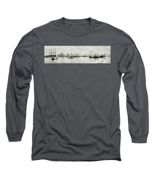 Miami, Florida Circa 1925  Long Sleeve T-Shirt