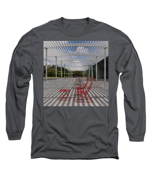 Mid-day Lines Long Sleeve T-Shirt