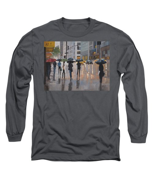 Mid Town Long Sleeve T-Shirt