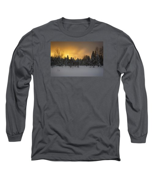 Mid-winter Glow Long Sleeve T-Shirt