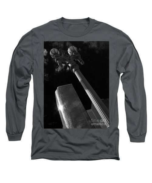 Midcity Passport Long Sleeve T-Shirt by Gem S Visionary