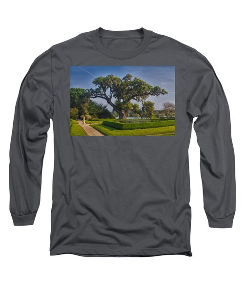 Middleton Oak Long Sleeve T-Shirt