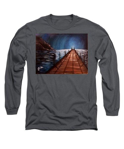 Midnight Heaven Long Sleeve T-Shirt