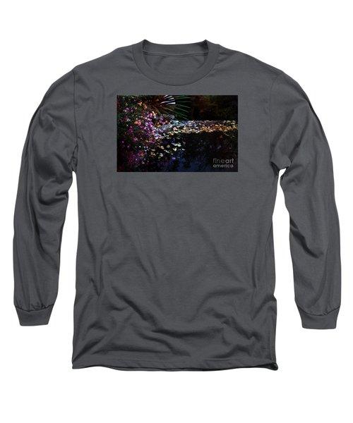 Midnight Oasis Long Sleeve T-Shirt