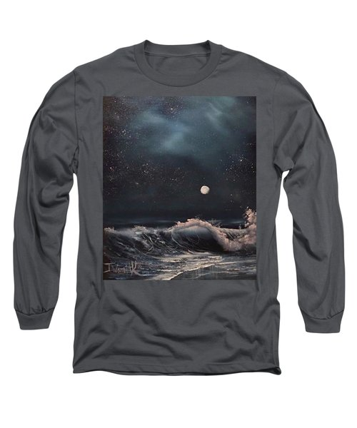 Midnight Surf  Long Sleeve T-Shirt