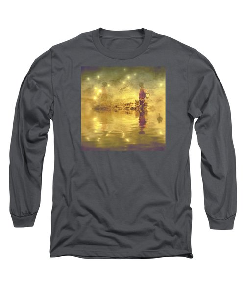 Midnight Treasure I Long Sleeve T-Shirt