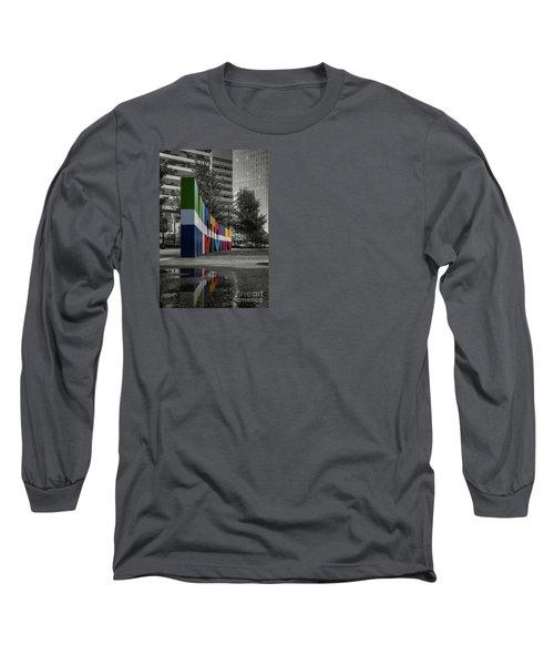 Midtown Atlanta Long Sleeve T-Shirt