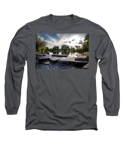 Midwest Sunset Long Sleeve T-Shirt