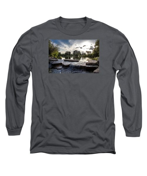 Midwest Sunset Long Sleeve T-Shirt