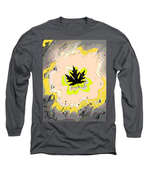 Mighty Oak Long Sleeve T-Shirt by Desline Vitto