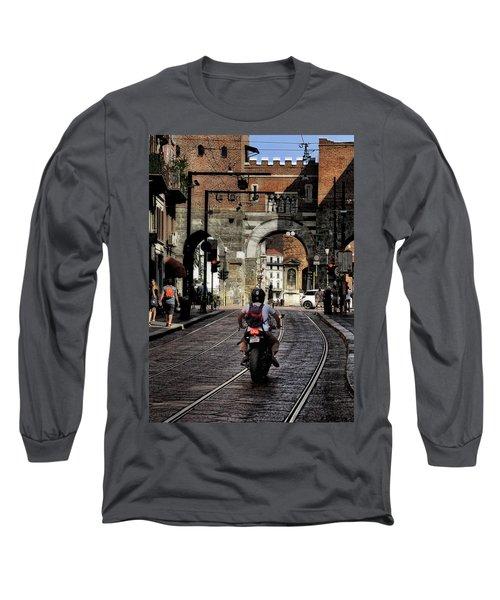 Milano Long Sleeve T-Shirt