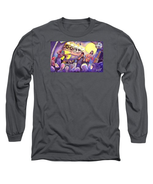 Miles Guzman Band Long Sleeve T-Shirt