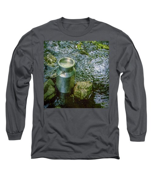 Milk Can - Wales Long Sleeve T-Shirt