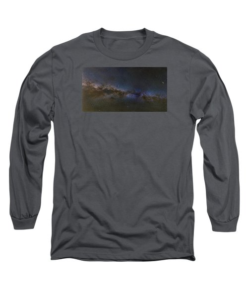 Long Sleeve T-Shirt featuring the photograph Milky Way South by Charles Warren