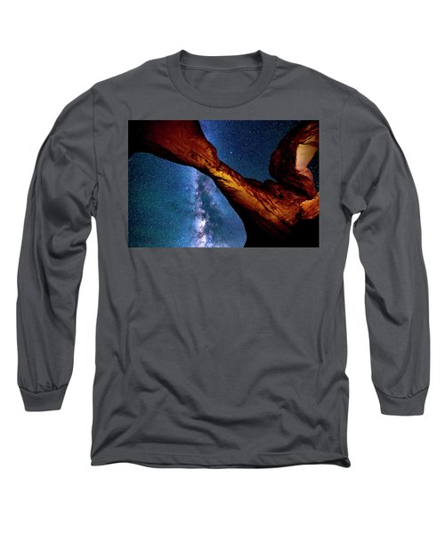 Milkyway At Arches Long Sleeve T-Shirt
