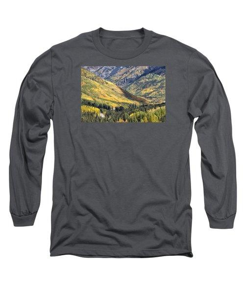 Million Dollar Highway Long Sleeve T-Shirt