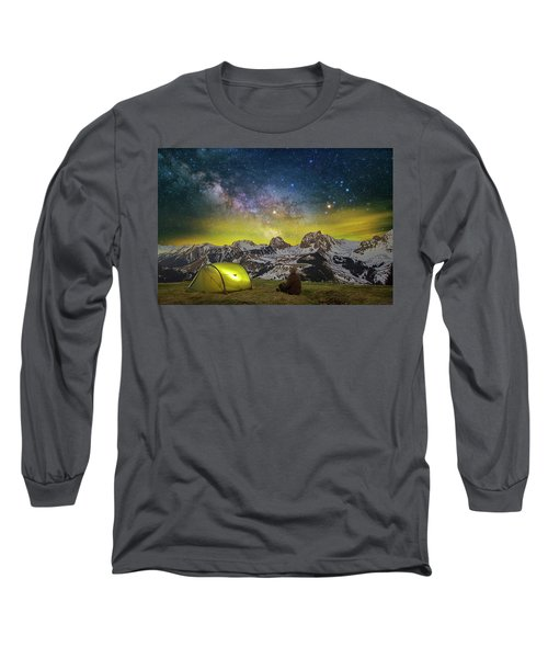 Million Star Hotel Long Sleeve T-Shirt