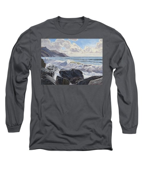Millook Haven Long Sleeve T-Shirt