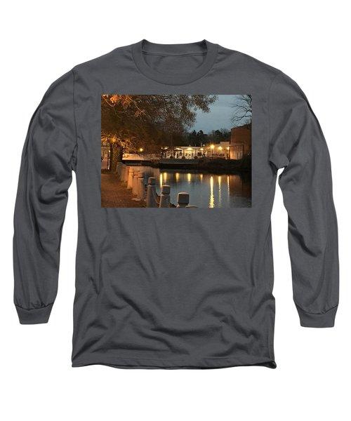 Milton By Night Long Sleeve T-Shirt