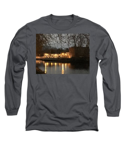 Milton On The Water Long Sleeve T-Shirt