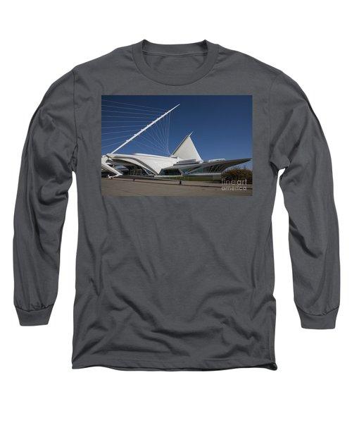 Milwaukee Art Museum Long Sleeve T-Shirt