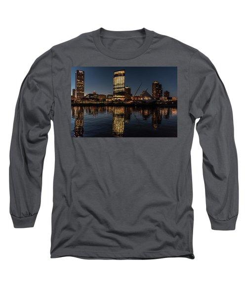 Milwaukee Reflections Long Sleeve T-Shirt