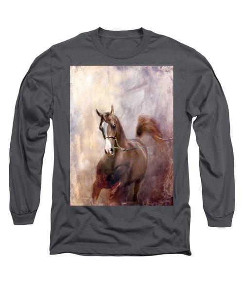 Mind Fed With Hope Long Sleeve T-Shirt