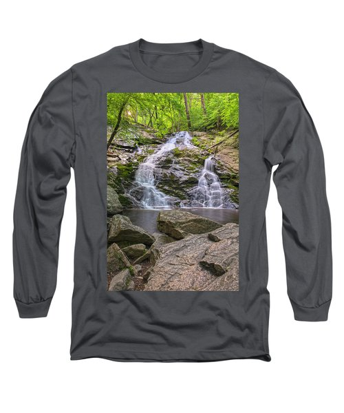 Mineral Springs Vertical Long Sleeve T-Shirt by Angelo Marcialis