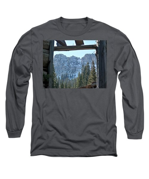 Miners Lost View Long Sleeve T-Shirt