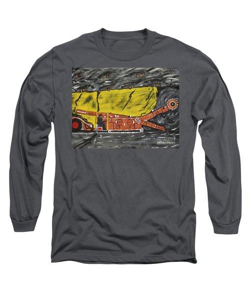 Coal Mining  Long Sleeve T-Shirt