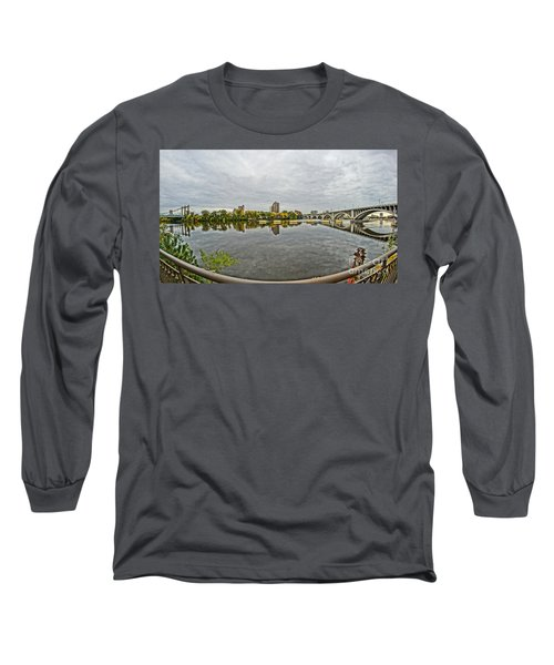 Minneapolis Shoreline Long Sleeve T-Shirt