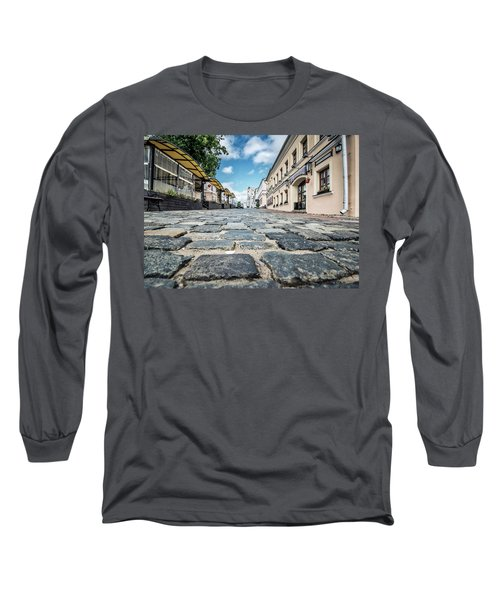 Minsk Old Town Long Sleeve T-Shirt
