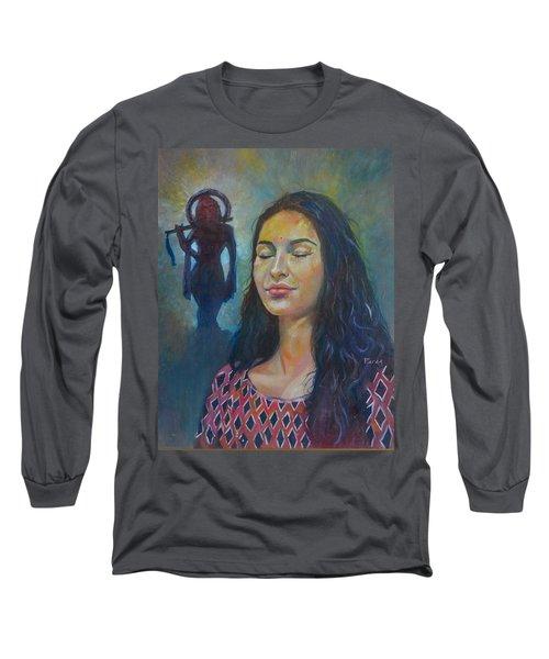Mira's Faith Long Sleeve T-Shirt