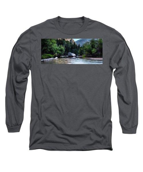 Mirror Lake- Long Sleeve T-Shirt