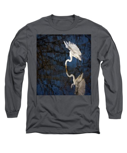 Mirror Mirror Long Sleeve T-Shirt