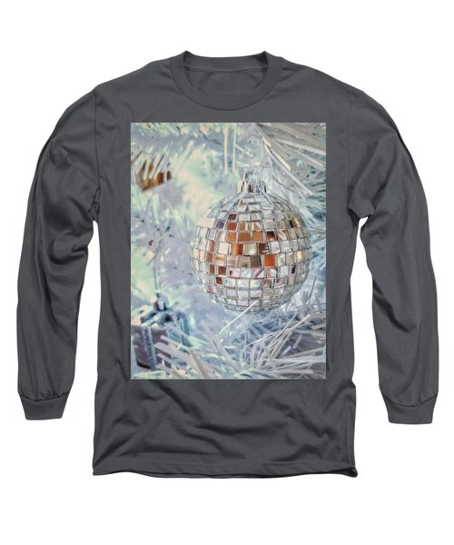 Mirror Tree Ornament Long Sleeve T-Shirt