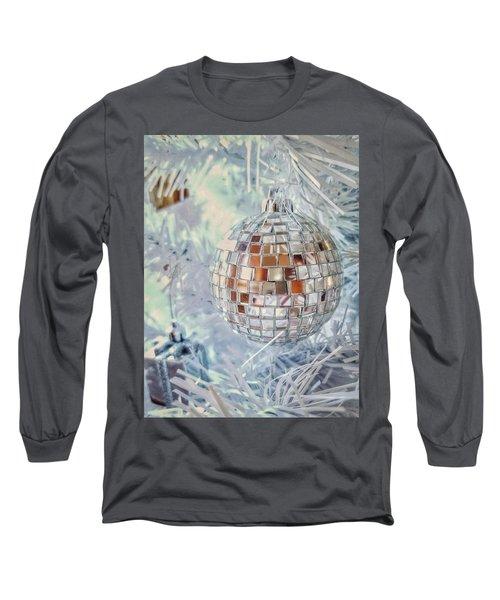 Mirror Tree Ornament Long Sleeve T-Shirt