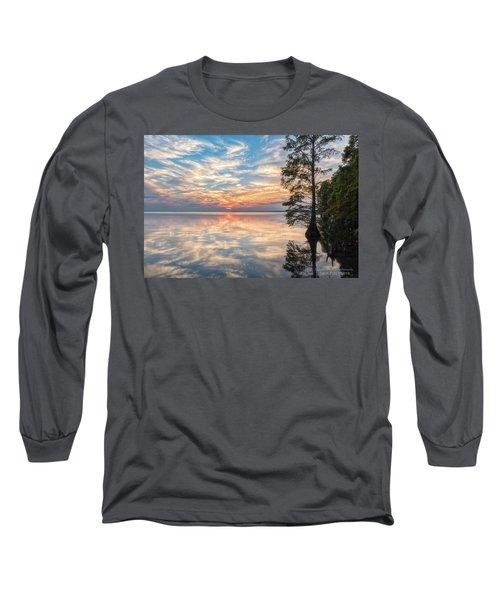 Mirrored Long Sleeve T-Shirt