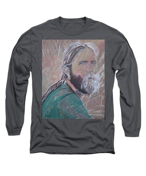 Missing Brent Long Sleeve T-Shirt by Stuart Engel