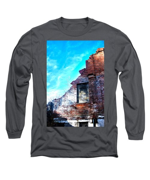 Missing Wall Long Sleeve T-Shirt