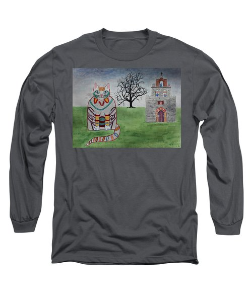 Mission Espada Cat Long Sleeve T-Shirt