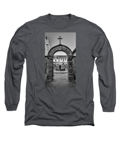 Mission Gate And Bells #3 Long Sleeve T-Shirt
