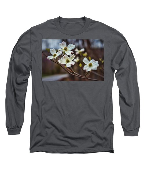 Missouri Dogwoods Long Sleeve T-Shirt