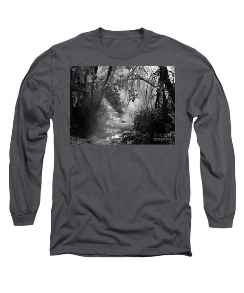 Mist In The Jungle Long Sleeve T-Shirt