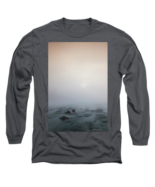 Mist Over The Third Tone From The Sun Long Sleeve T-Shirt