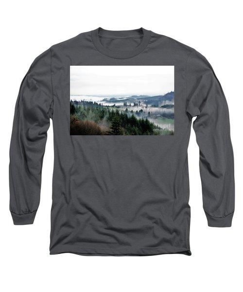 Mist Rising Long Sleeve T-Shirt