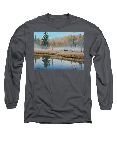 Mists Of Dawn Long Sleeve T-Shirt